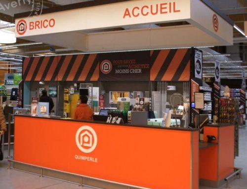 BRICO LECLERC – Quimperlé (29)