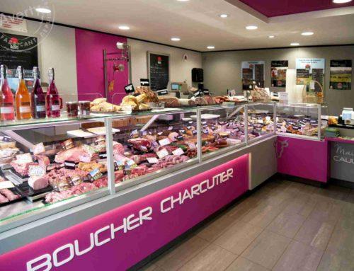 Boucherie Caulet – Elven (56-Morbihan)