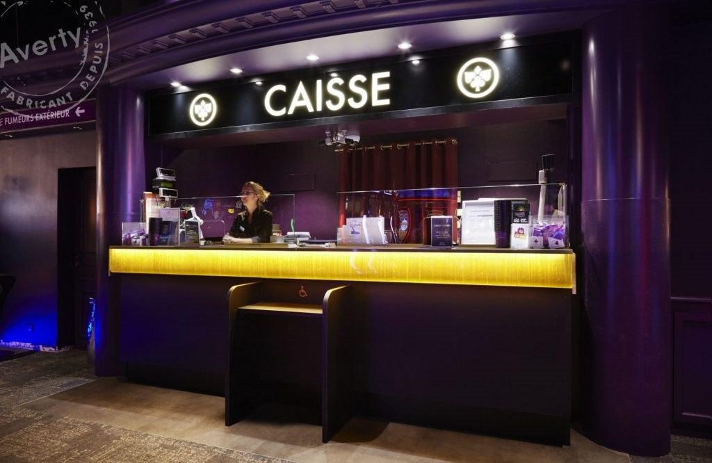 Casino JOA bar caisse