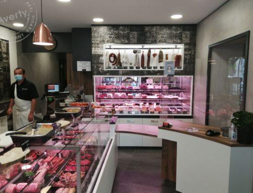Boucherie de la Madeleine – Angers (49)