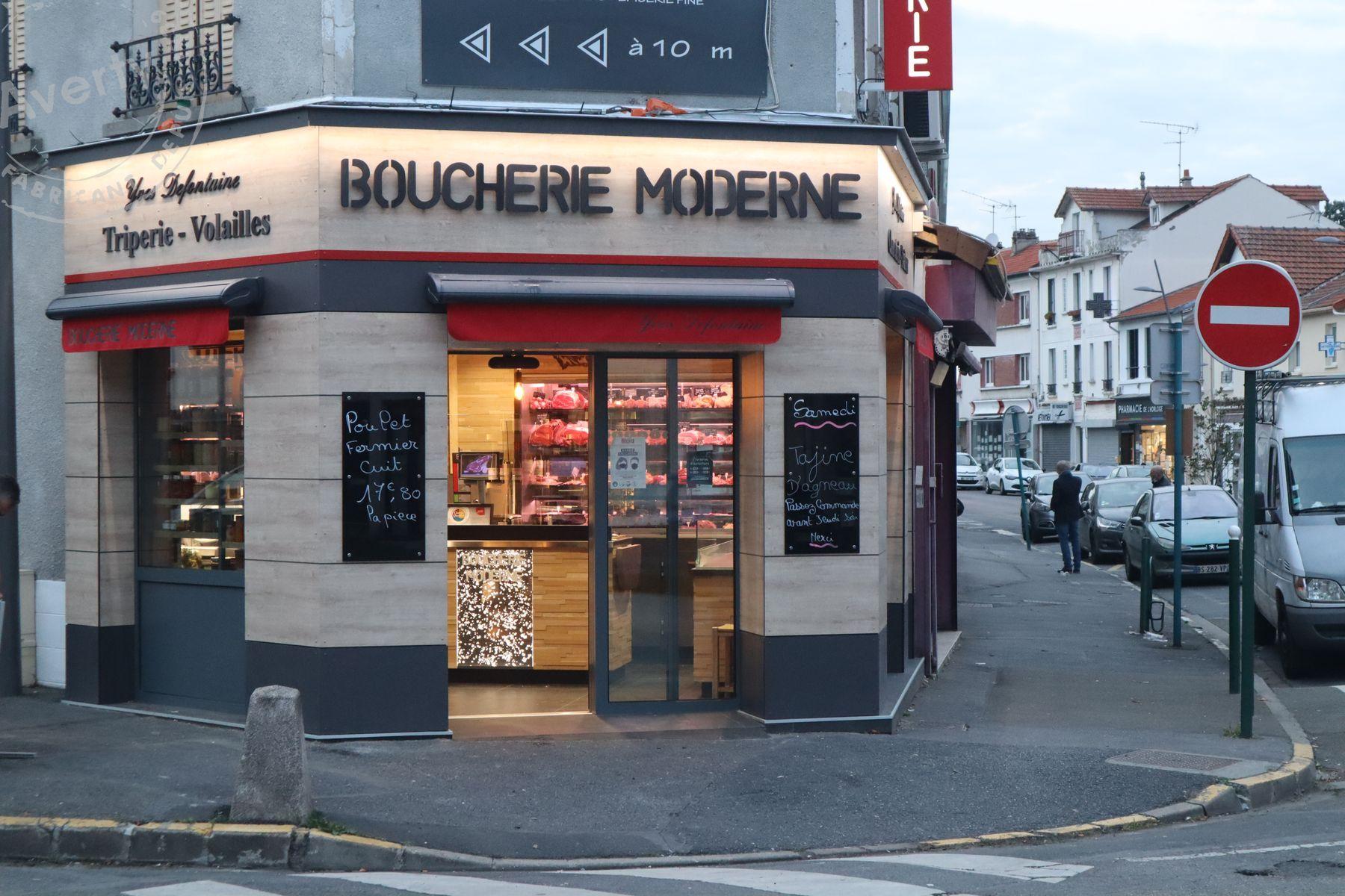 BOUCHERIE MODERNE 1