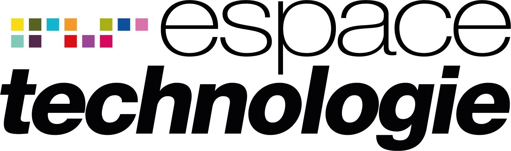 Logo espace technologie