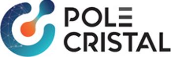 Logo pole cristal