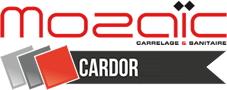 Logo double MOSAIC cardor